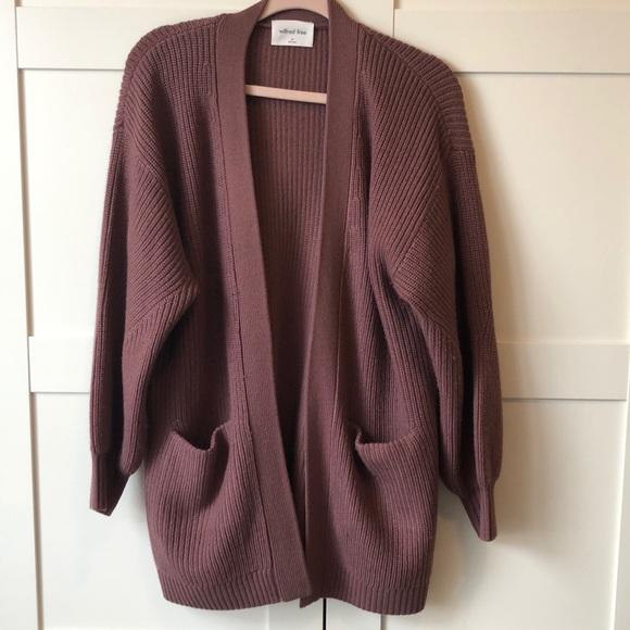 Aritzia Wilfred Free Rourke Sweater